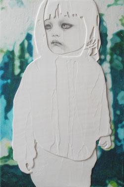 「ずきん」 2013年