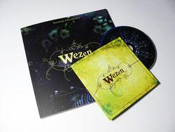 Alicia Ducout Wezen Livre-CD
