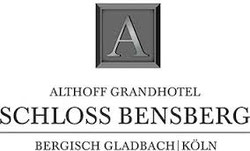Plus Destination Services für Althoff Grandhotel Schloss Bensberg