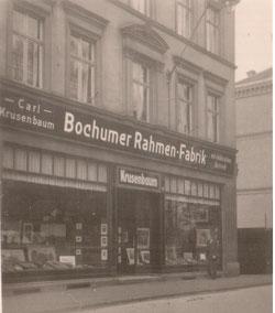 Geschäftshaus um 1930