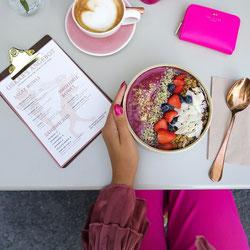 Die besten Açai Acai Bowls in Zürich vegan gesund