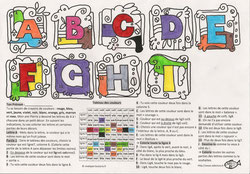 Coloriage Ludologique Alphabet 1_Correction