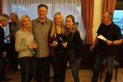 5.PLatz AK: Plazonik Christine, Toni, Florina und Janine