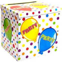 Happy Birthday Feest Cadeau Enveloppendoos € 4,95