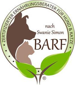 Zertifizierte Ernährungsberaterin für Hund & Katze mit Schwerpunkt BARF