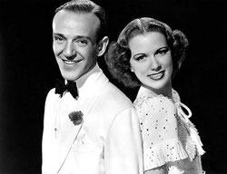 FRED ASTAIRE ELEANOR POWELL