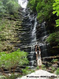 Cachoeira do Fundão.