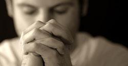 Le coin prière