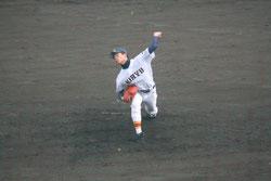 北関東選抜 内池翔(桐生第一)vs上尾高校