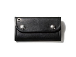 BWL×CRIMIE LEATHER LONG WALLET