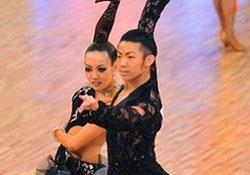 日本インターナショナルダンス選手権大会ファイナリストの実力派講師