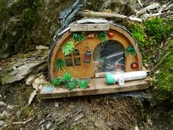 """Cache """"Haus der Waldgeister"""""""