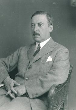 Hugo von Hofmannsthal, Foto: Ellinger