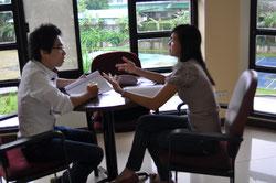 フィリピン留学 人気の1:1授業