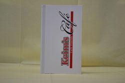 Klemmkarte A4 Schmal
