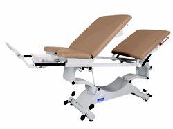 Tables gynécologiques hauteur variable
