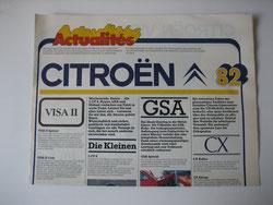 Citroën Gamme 1982 Foto 33
