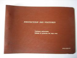 Protection des voitures Foto 125
