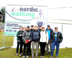Nordic Walking Festival 2011- Santa Caterina Val Furva con Debora Compagnoni