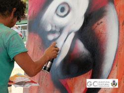 Arte Urbano Palmares
