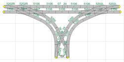 Gleisabstand Bahnhof = 162mm