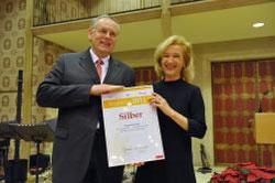 Bürgerpreis in Silber