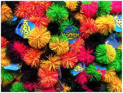 """Koosh Balls"", ""Koosh Ball"""