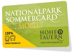 Nationalpark Sommercard - Gästehaus Dreier