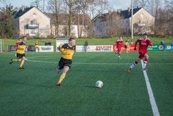 Niederrheinpokal-Qualifikationsspiel der B1-Jugend.