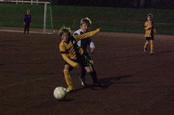 E1-Jugend bei Adler Union Frintrop.