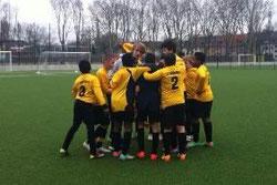 Auswärtssieg der D2-Jugend beim FC Saloniki.