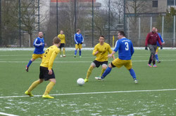 Zweite Mannschaft gegen GE-Neustadt 2.
