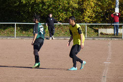 A-Jugend beim FC Stoppenberg. - Fotos: mal.