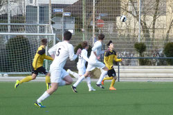 B1-Jugend gegen SG Schönebeck.