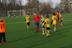 F2-Jugend im Spiel gegen SG Altenessen.