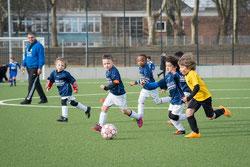 Bambini 2 bei FC Saloniki-EFV 2 (4:2), Hövelstraße,
