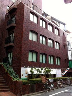 駅から1分の東大個人指導塾の本館です。