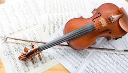横浜市青葉区田園都市線青葉台バイオリン・ビオラ教室 音楽のメリット・レッスンの特色