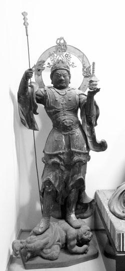 毘沙門天 立像