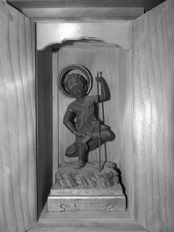 夜叉神像 立像