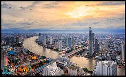 Eine beliebte Reisemöglichkeit: Von Bangkok Überland nach Südthailand