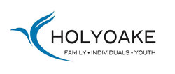 Holyoake logo - supporting familiies, individuals and Youth to create harmony in life