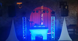 installation DJ Lucky Animation Lyon