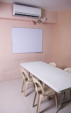 クラークフィリピン留学院グループレッスン教室