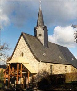 Alte Kirche Watzenborn-Steinberg (Zur Aue 32)