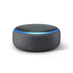 Amazon Echo Dot (schwarz)