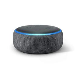 Amazon Echo Dot (schwarz)