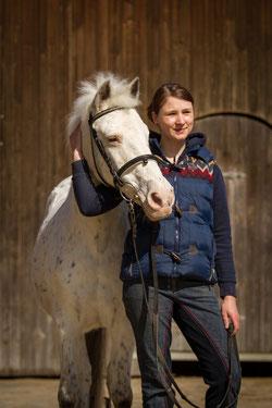 Nadine Wenzel Tierphysiotherapie