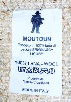 """Ecco il """"marchio"""" dei nostri tappeti"""