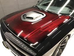 高級車ガラスコーティング岡山